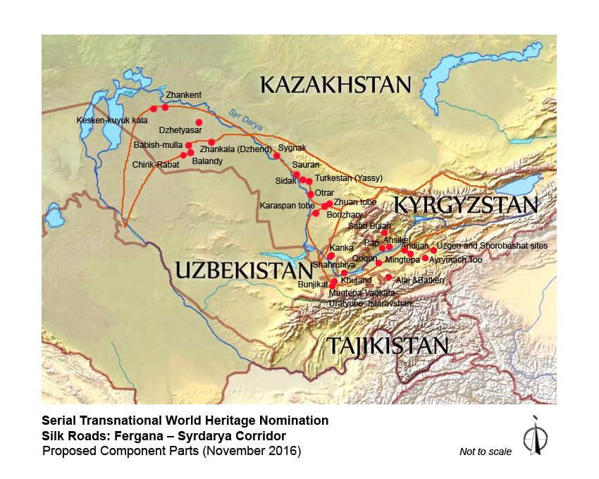 UNESCO World Heritage Centre - Action Plan adopted in Kyzylorda to ...