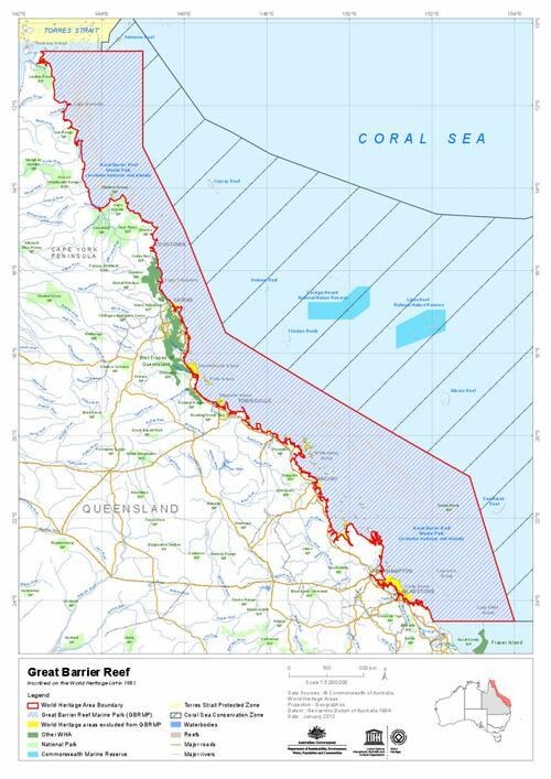 Unesco World Heritage Centre Document Great Barrier Reef