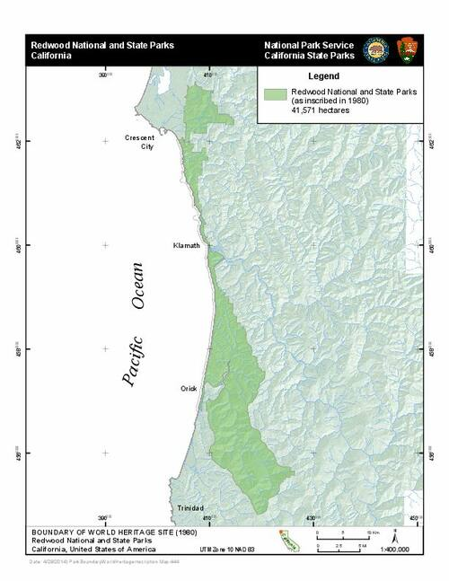 UNESCO World Heritage Centre - Document - Redwood National ...