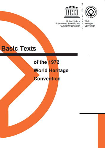 World heritage centre basic texts of the 1972 world heritage basic texts of the 1972 world heritage convention edition october 2017 publicscrutiny Images
