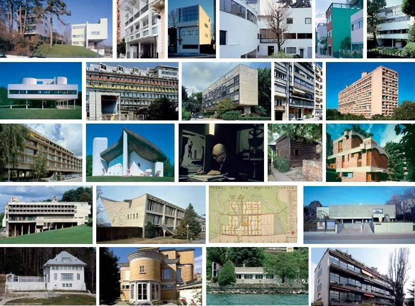 Image result for Le Corbusier Architectural Works