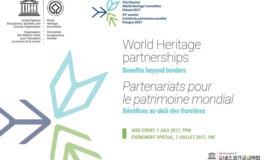Unesco world heritage centre world heritage partners event krakw 2017 an event to discuss experiences around private sector support for world heritage will take place during the 41st session of the world heritage committee publicscrutiny Images