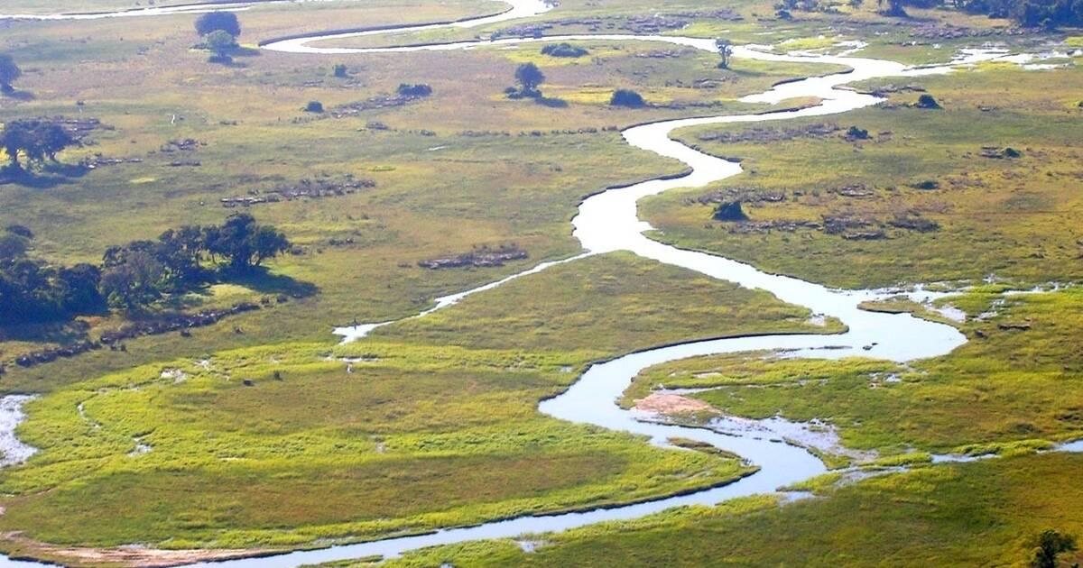 Angola, Botswana and Namibia co-manage shared river system ... Okavango Basin Information System