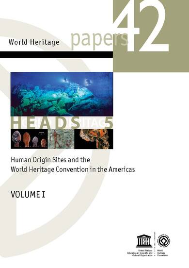 World Heritage Papers 42 Human Origin Sites And The World