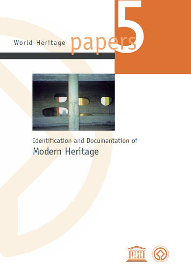 Word Heritage Papers 5 Identification And Documentation Of