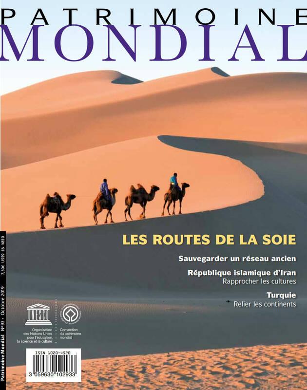n°93 - Les Routes de la soie