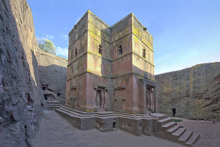 Image result for Lalibela Church