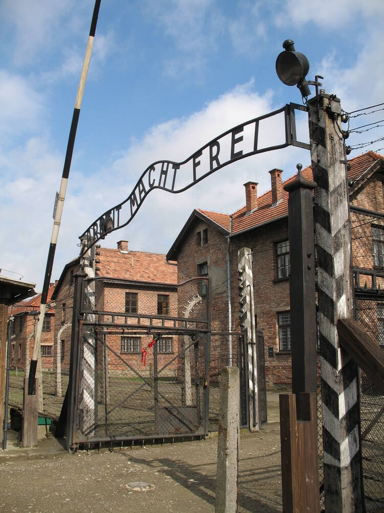 Auschwitz ii boundaries in dating