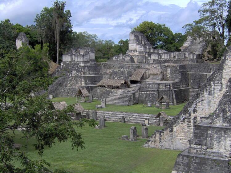 Tikal National Park - UNESCO World Heritage Centre