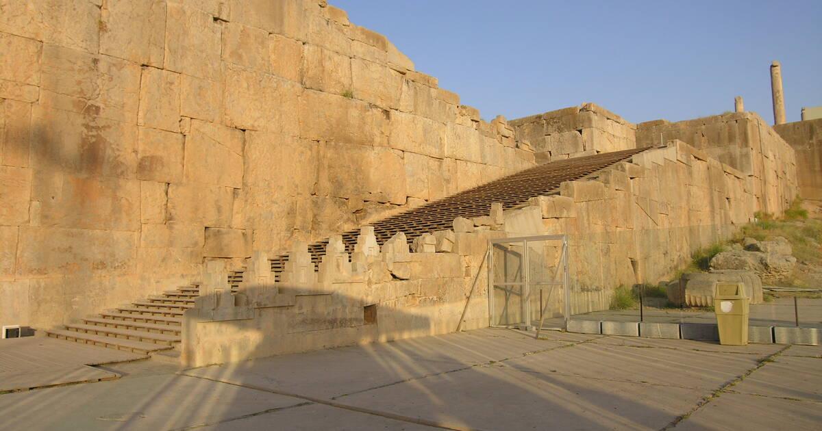 Persepolis Unesco World Heritage Centre