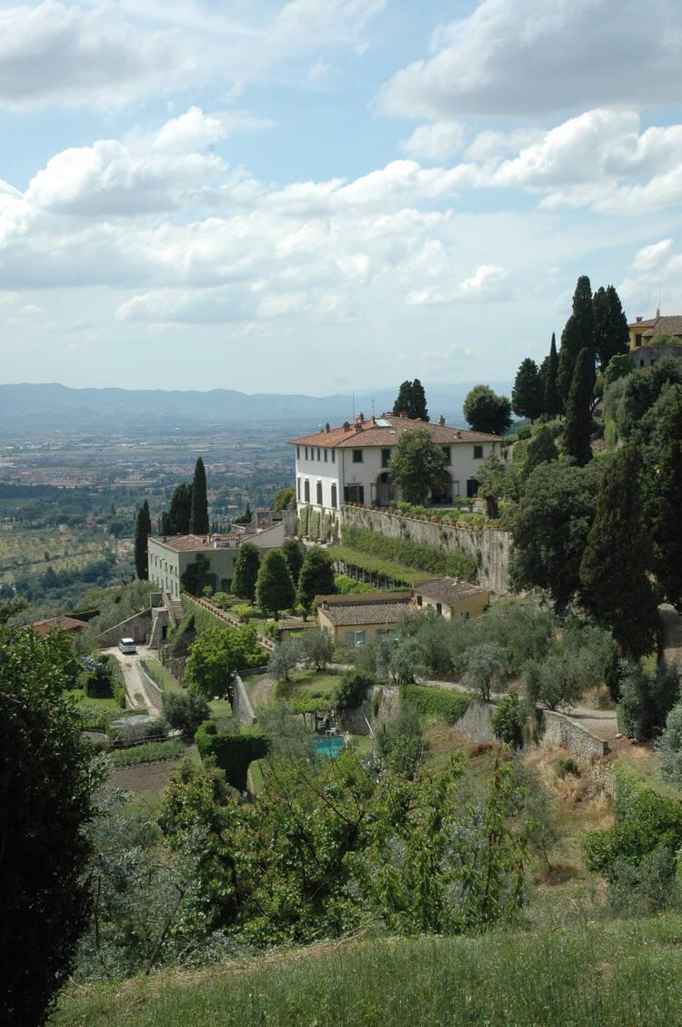 Medici Villas and Gardens in Tuscany - UNESCO World Heritage Centre