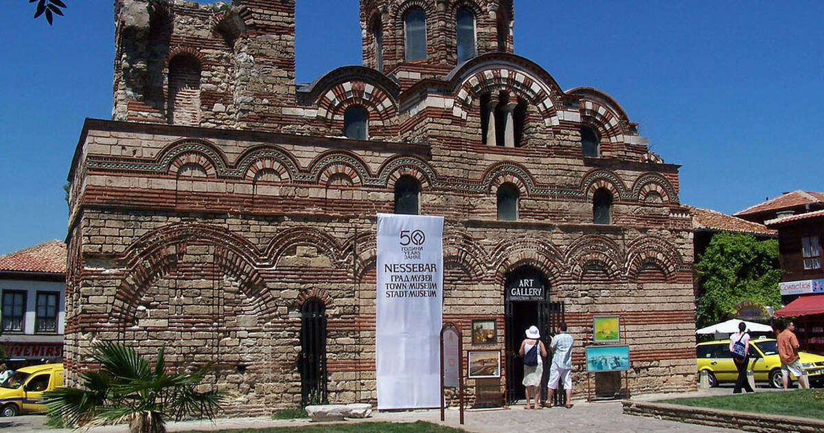 Ancient City Of Nessebar Unesco World Heritage Centre