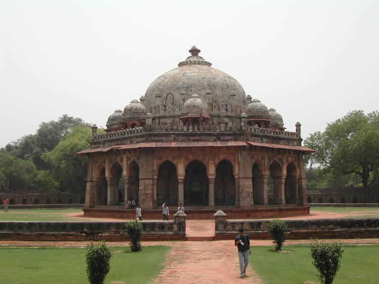 essay on heritage of delhi