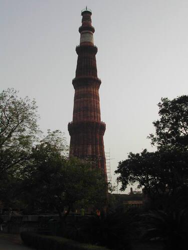क़ुतुब मीनार की लम्बाई Qutub minar ki lambai kitani hai