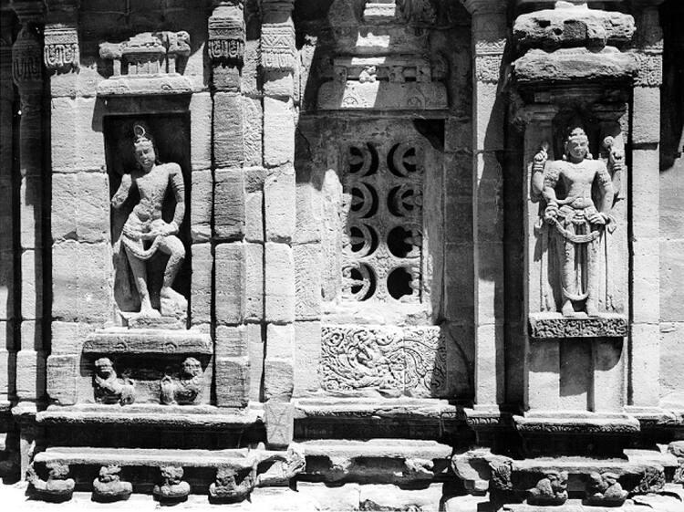 group of monuments at pattadakal unesco world heritage centre