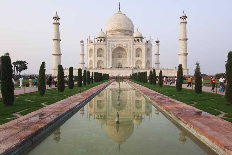 taj mahal unesco world heritage centre. Black Bedroom Furniture Sets. Home Design Ideas