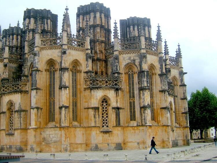 Image result for batalha monastery portugal