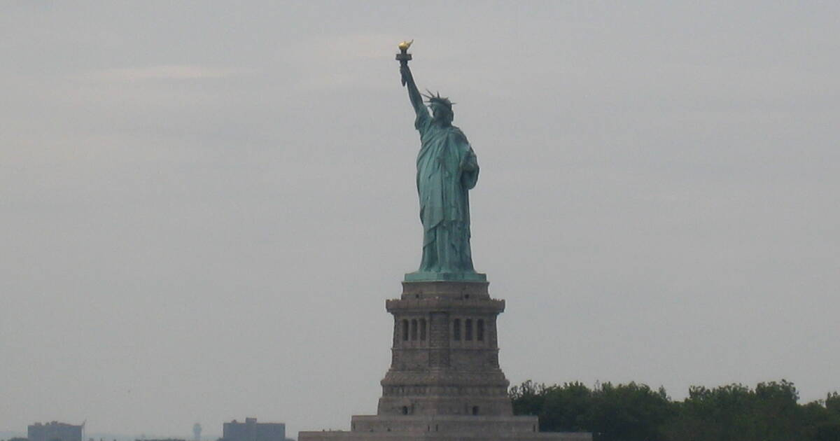 Statue Of Liberty Unesco World Heritage Centre