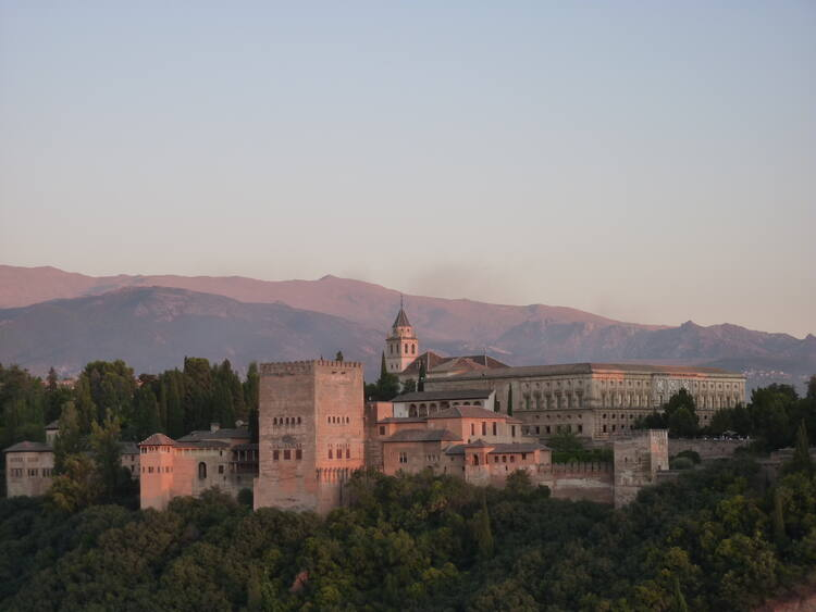 Alhambra, Generalife and Albayzín, Granada - UNESCO World