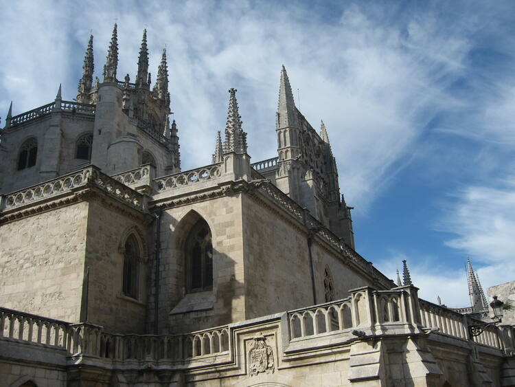 Burgos Cathedral - UNESCO World Heritage Centre
