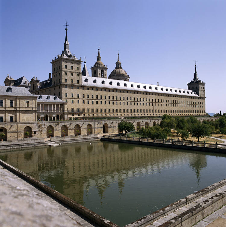 Monastery and Site of the Escurial, Madrid - UNESCO World Heritage ...
