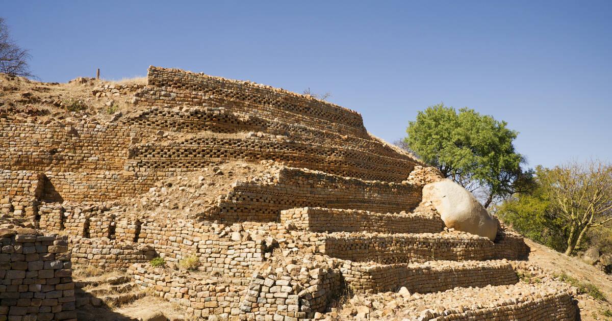 Image result for Khami Ruins