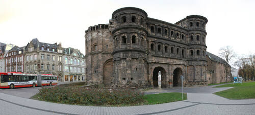 Unesco World Heritage Centre Document Porta Nigra Roman Monuments Cathedral Of St Peter And Church Of Our Lady In Trier Germany