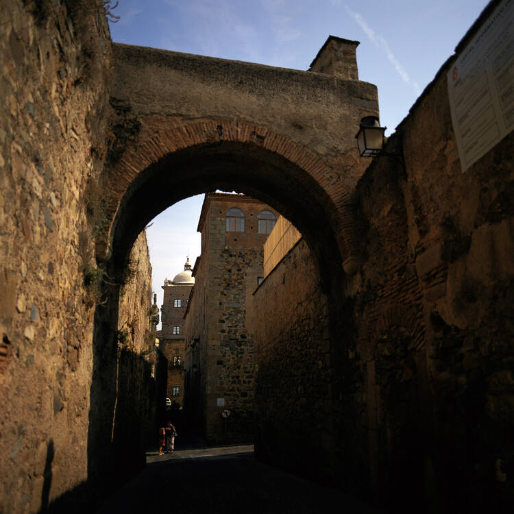 Old Town of Cáceres - UNESCO World Heritage Centre