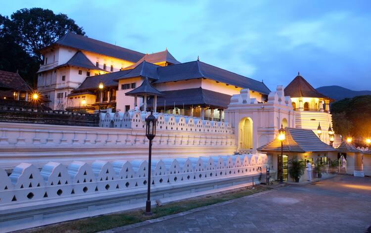 Sacred City of Kandy ...