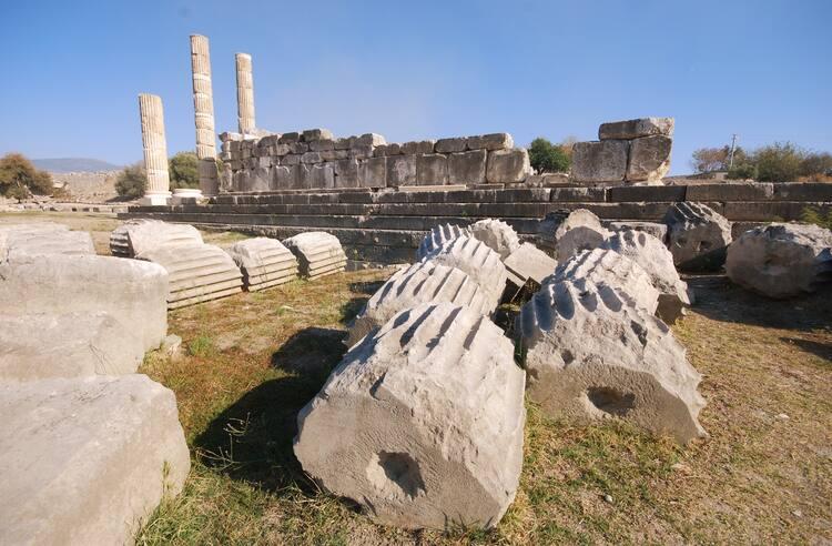 Xanthos-Letoon - UNESCO World Heritage Centre