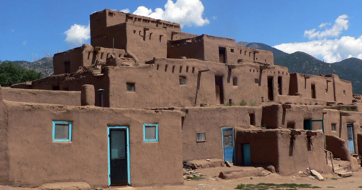Taos Pueblo Unesco World Heritage Centre