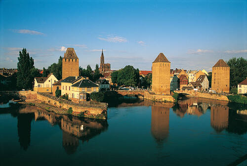 Image result for The Grande île at Strasbourg