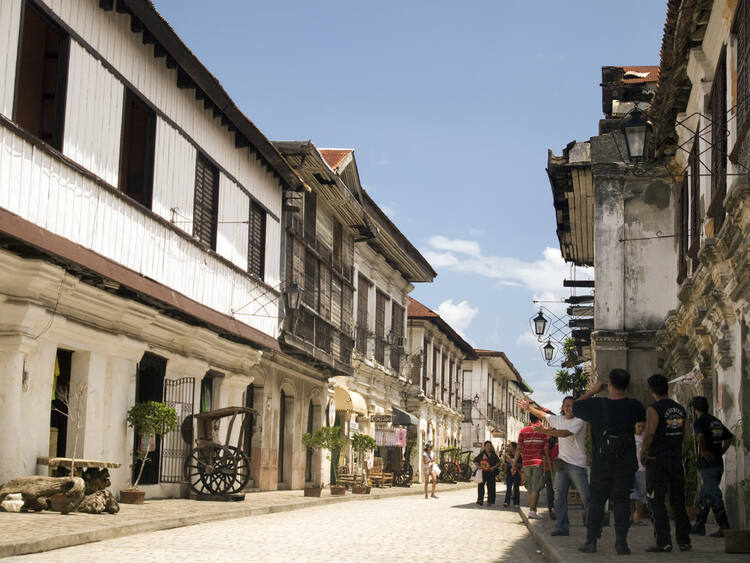 Historic City of Vigan - UNESCO World Heritage Centre