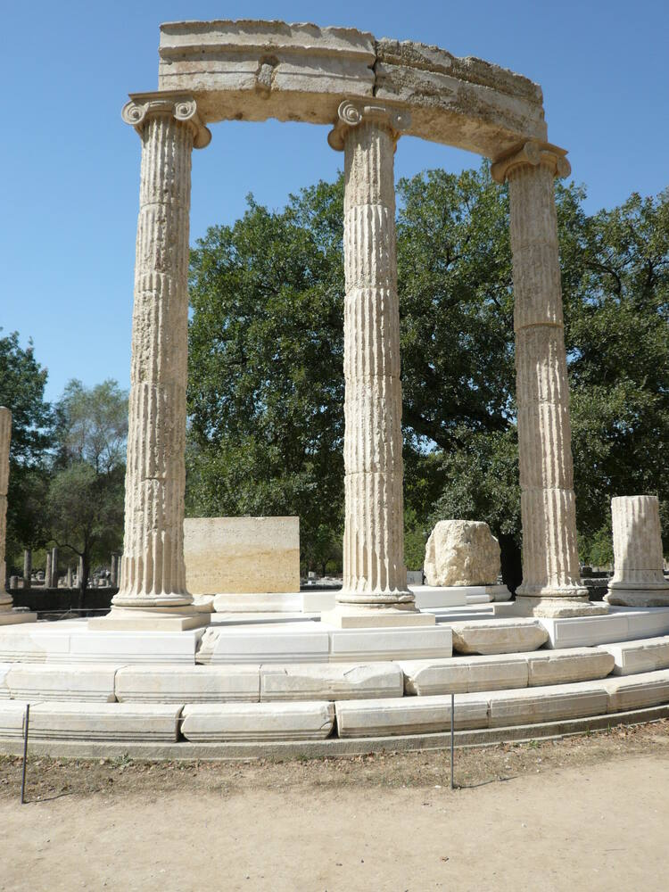 Archaeological site of olympia unesco world heritage centre outstanding universal value gumiabroncs Choice Image