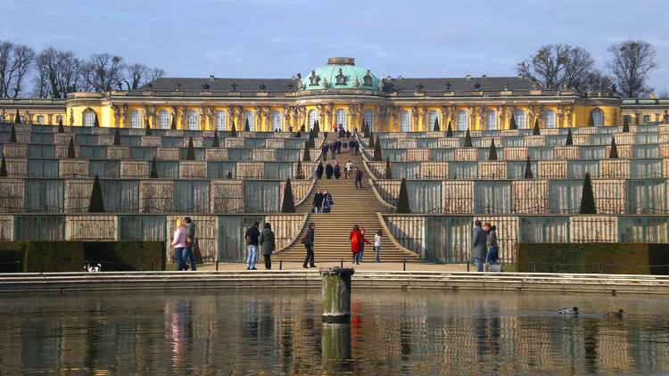 Palaces and Parks of Potsdam and Berlin UNESCO World