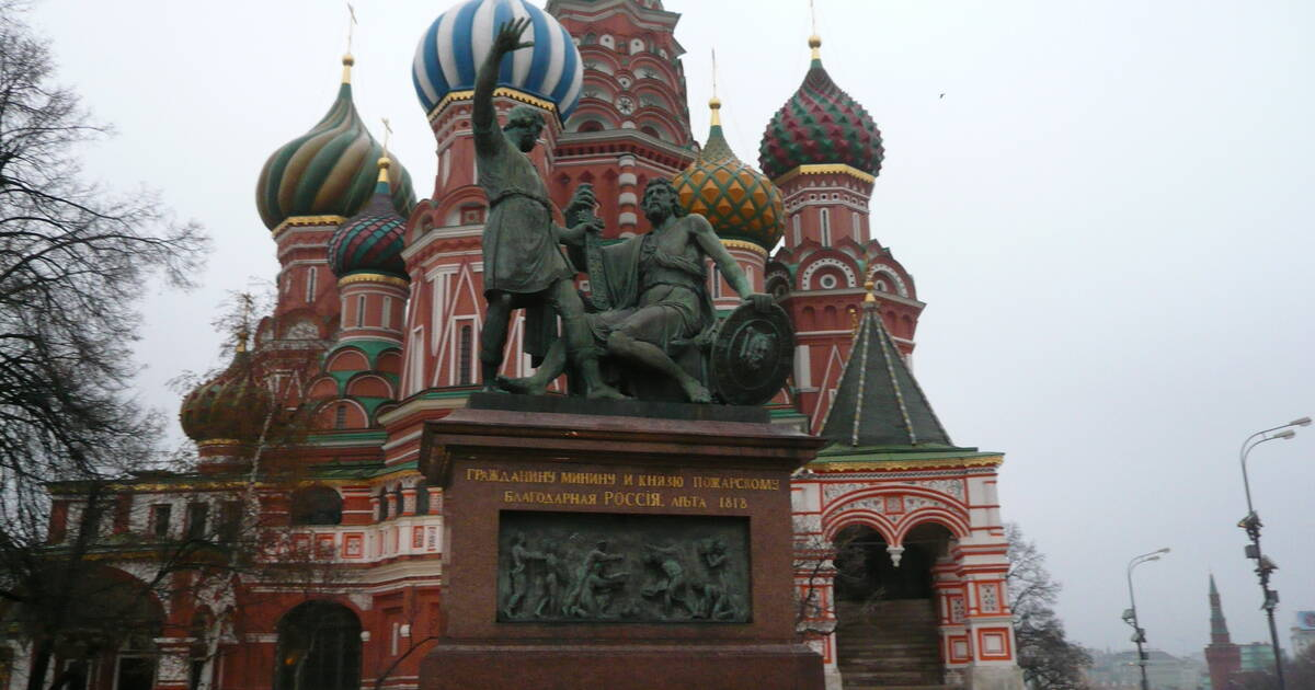 Kremlin and Red Square, Moscow - UNESCO World Heritage Centre