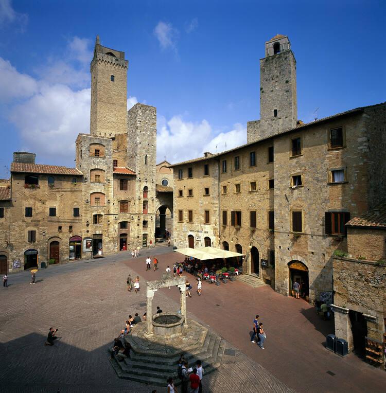 Historic Centre of San Gimignano - UNESCO World Heritage Centre