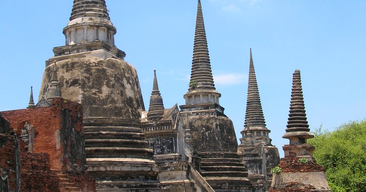Historic City of Ayutthaya - UNESCO World Heritage Centre