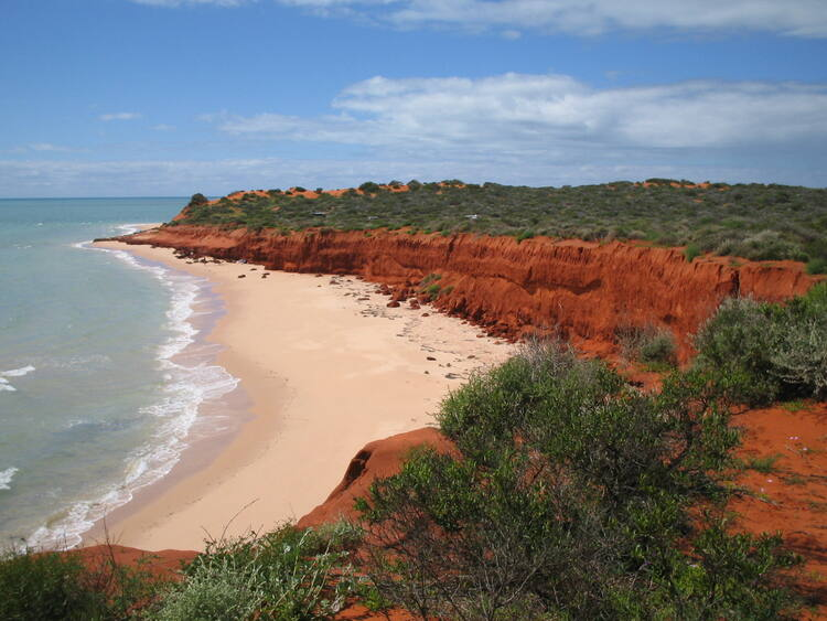 Shark Bay Western Australia Unesco World Heritage Centre