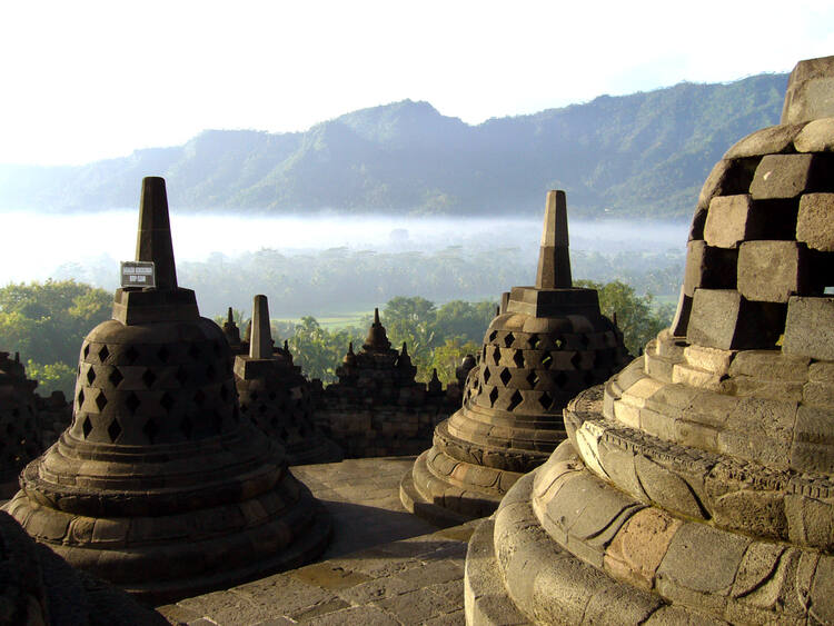 Borobudur Temple Compounds Unesco World Heritage Centre