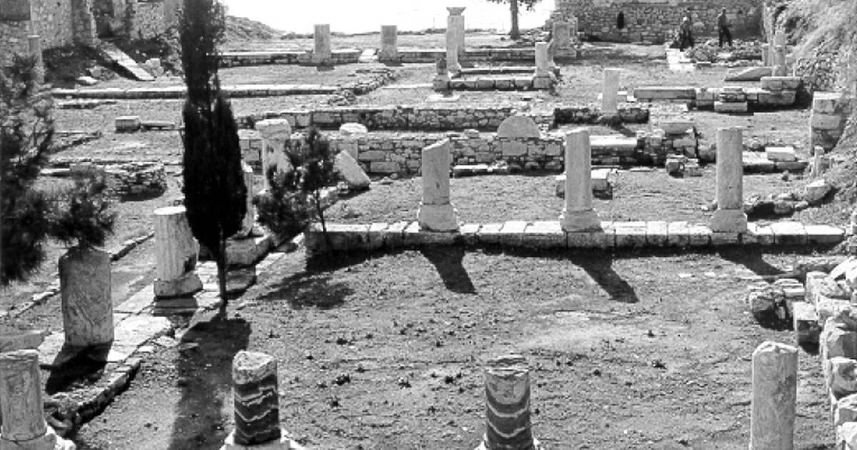 Pythagoreion And Heraion Of Samos Unesco World Heritage Centre