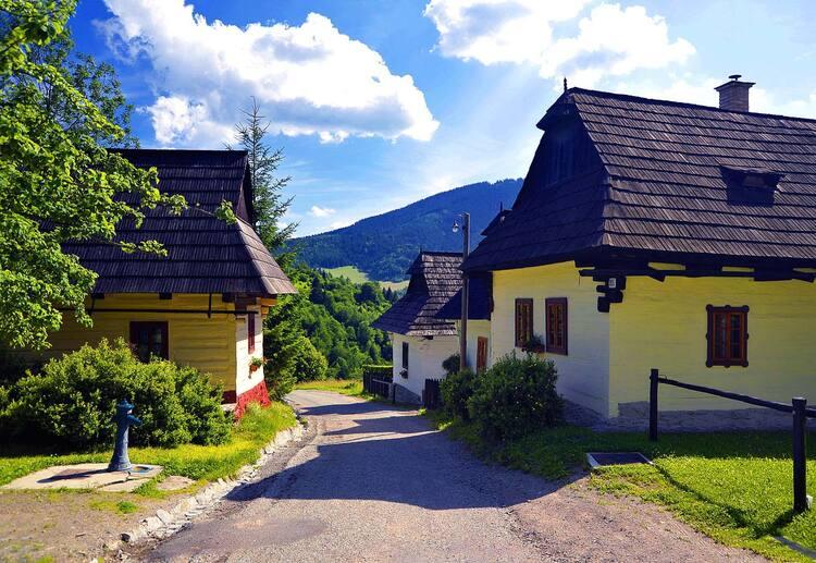 Vlkolínec - UNESCO World Heritage Centre