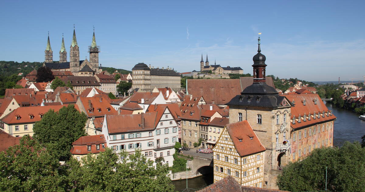 town of bamberg unesco world heritage centre