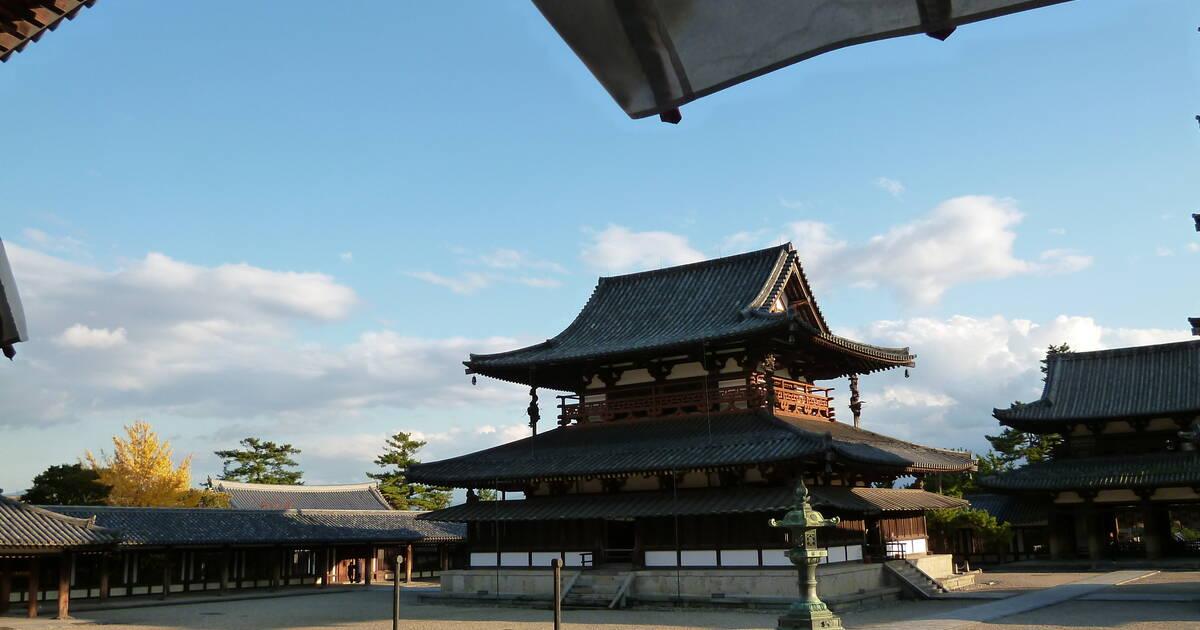 Buddhist Monuments In The Horyu Ji Area Unesco World Heritage Centre