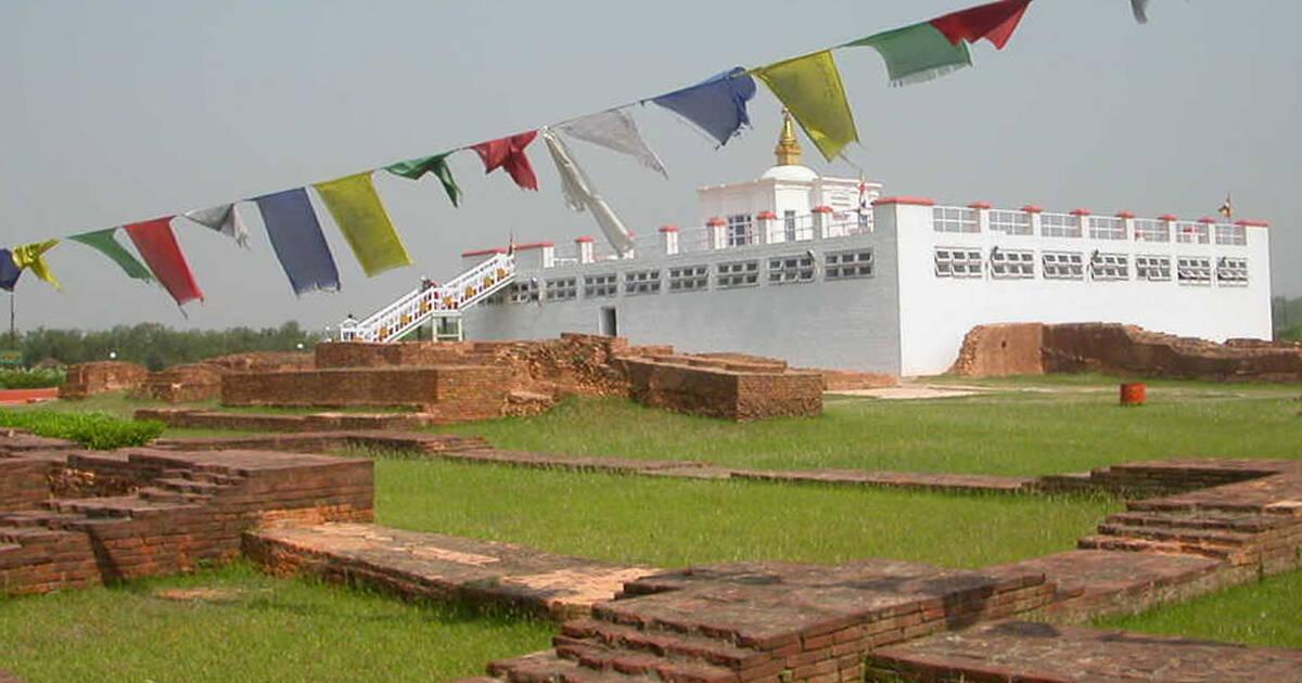 Lumbini The Birthplace Of The Lord Buddha Unesco World Heritage Centre