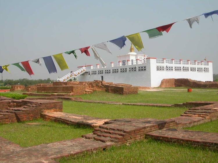 Lumbini, the Birthplace of the Lord Buddha - UNESCO World