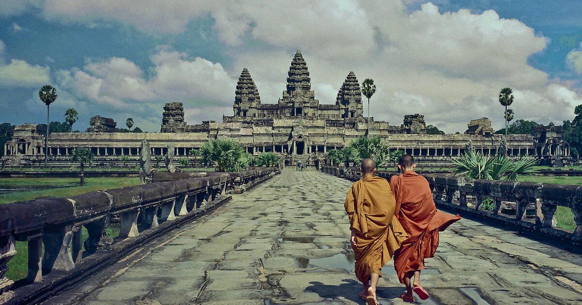 ผลการค้นหารูปภาพสำหรับ Angkor Wat