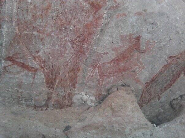 fd1bbef5b Rock Paintings of the Sierra de San Francisco - UNESCO World ...