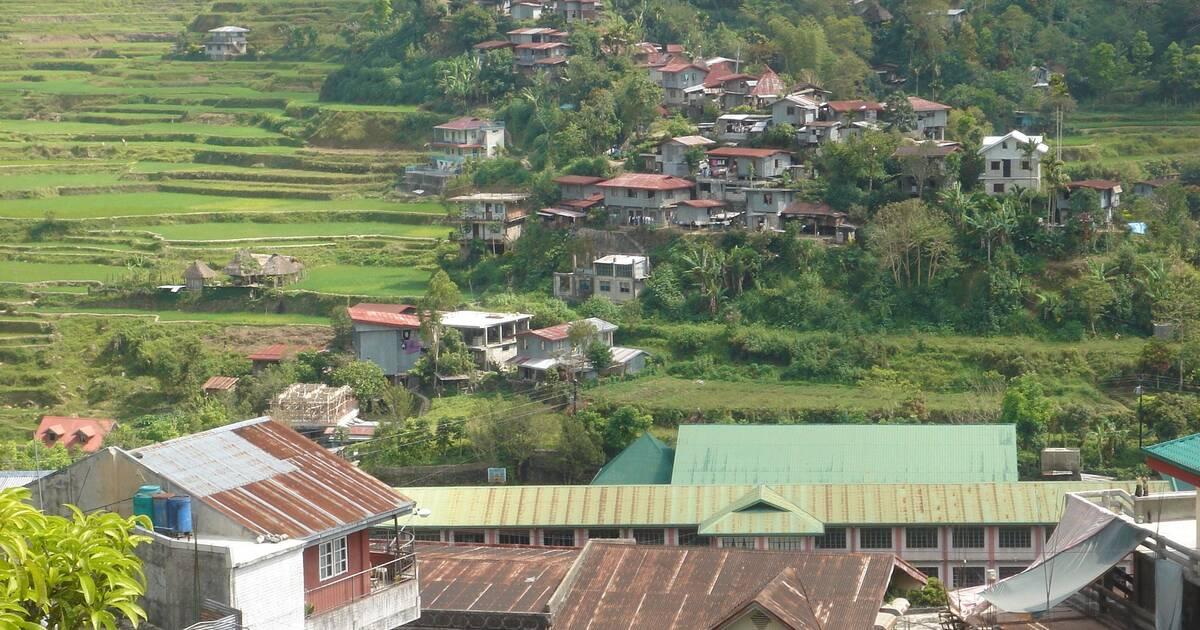 Rice Terraces of the Philippine Cordilleras - UNESCO World Heritage