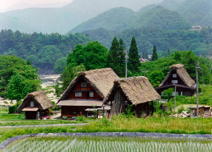 Historic Villages of Shirakawa-go and Gokayama - UNESCO World